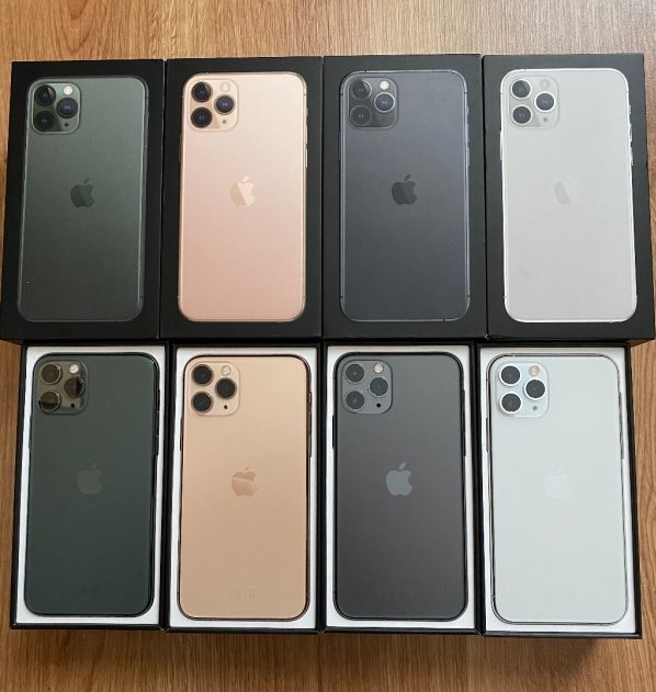Oryginalne i nowe Apple iPhone 11 Pro 64GB dla 400 EUR, iPhone 11 Pro Max 64GB dla 430 EUR, iPhone 11 64GB dla 350 EUR , Whatsapp : +27642105648