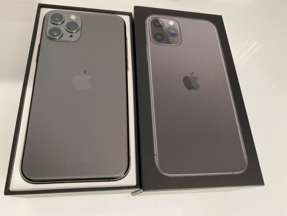 Apple iPhone 11 Pro 64GB cost 400EUR , iPhone 11 Pro Max 64GB cost 430EUR